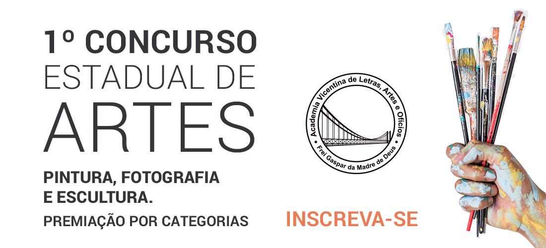 1o Concurso Estadual de Artes da Academia Vicentina