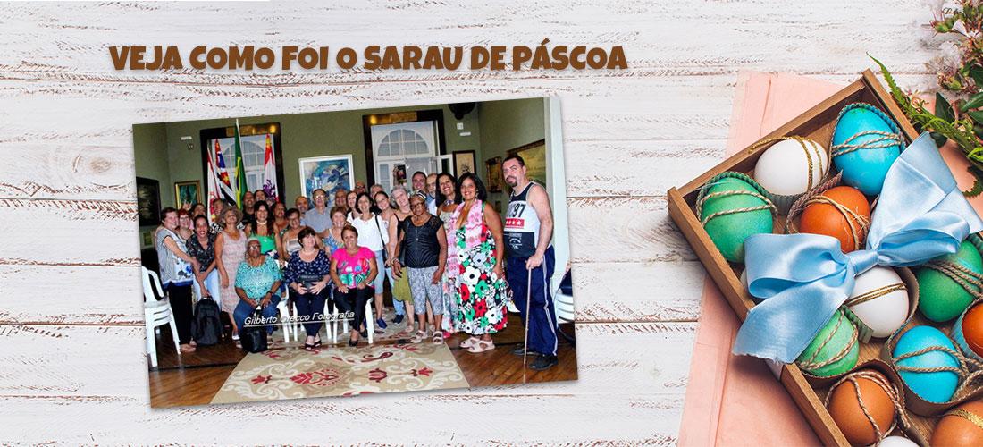 Veja como foi o Sarau de Páscoa da Academia Vicentina