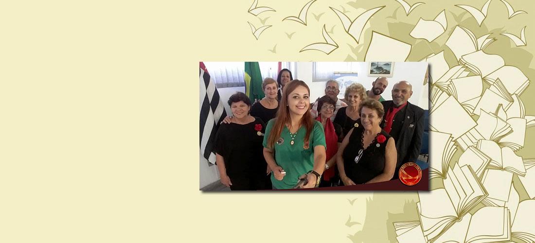 Academia faz palestra na SEDUC de São Vicente