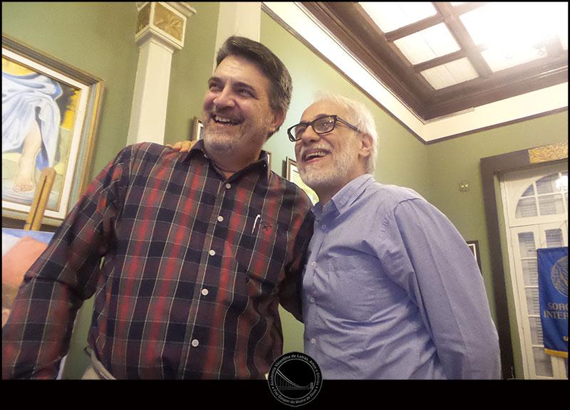 Paulo Eduardo Costa e Renato Di Renzo