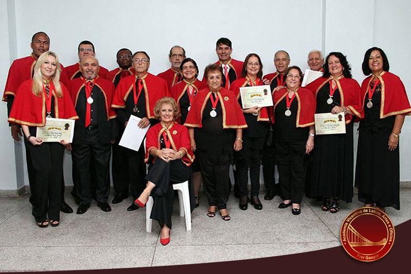 Cerimônia de Posse dos Novos Acadêmicos 2017